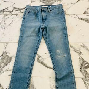 Levi's 311 Women's Shaping Skinny Jeans Sz 27